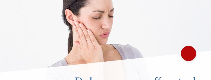 Quando usare l'antibiotico per mal di denti