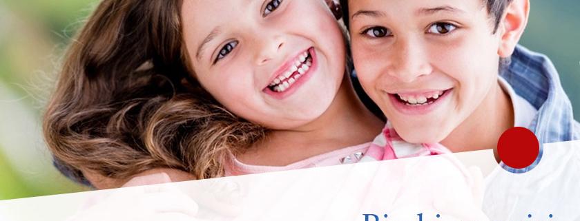 Denti da latte, a che età fare la prima visita?